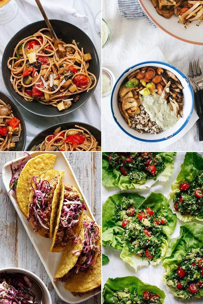 Fast Vegetarian Recipes  Fast and Easy Vegan Dinner Recipes