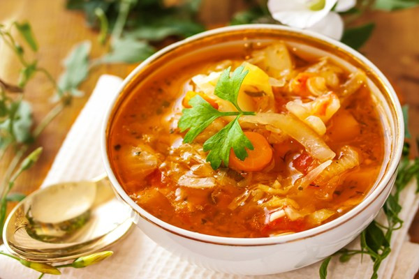 Fat Burning Cabbage Soup  Healthy & Delicious Fat Burning Soup