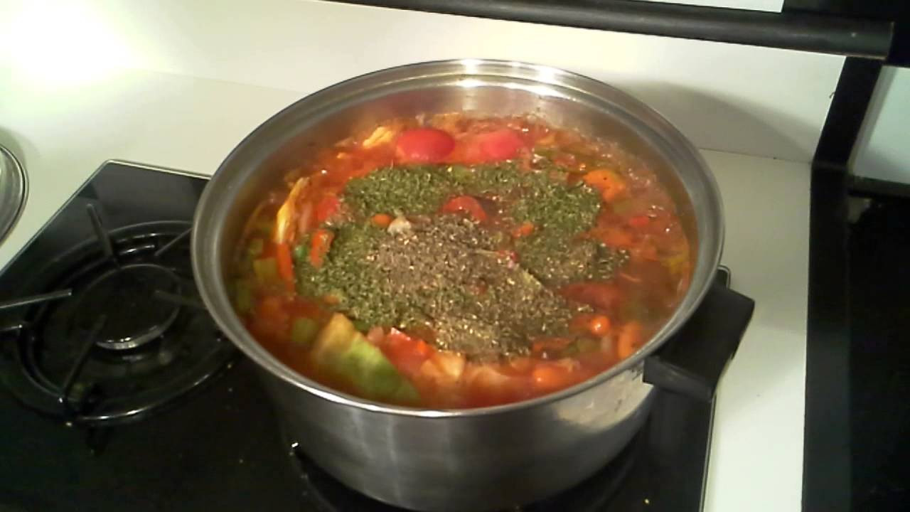 Fat Burning Cabbage Soup  SONNY S EAT WELL CLUB Fat Burning cabbage Soup