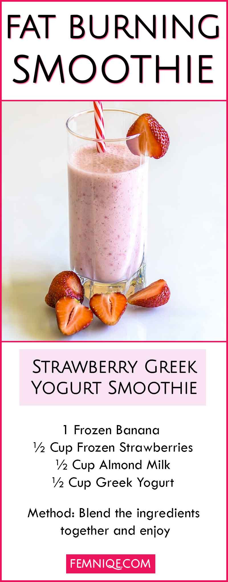 Fat Burning Smoothies  Fat Burning Drinks 8 Recipes You Have To Try Femniqe