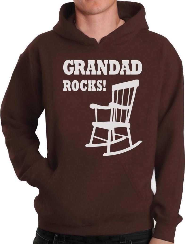 Father'S Day Dinner  Grandad Rocks Father s Day Gift Idea for Grandpa Funny