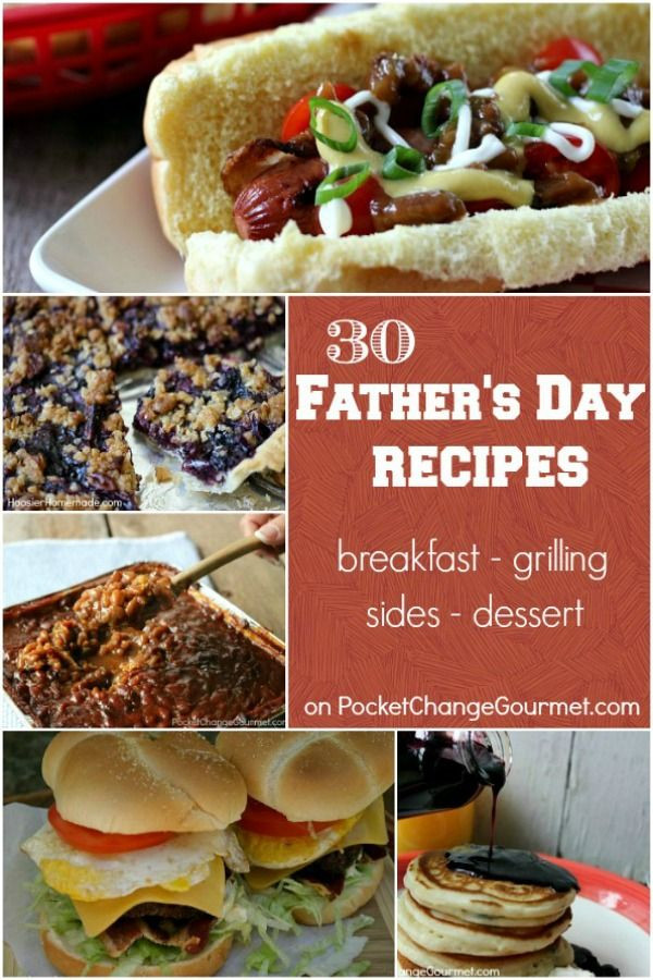 Fathers Day Desserts  Father s Day Dessert Recipes