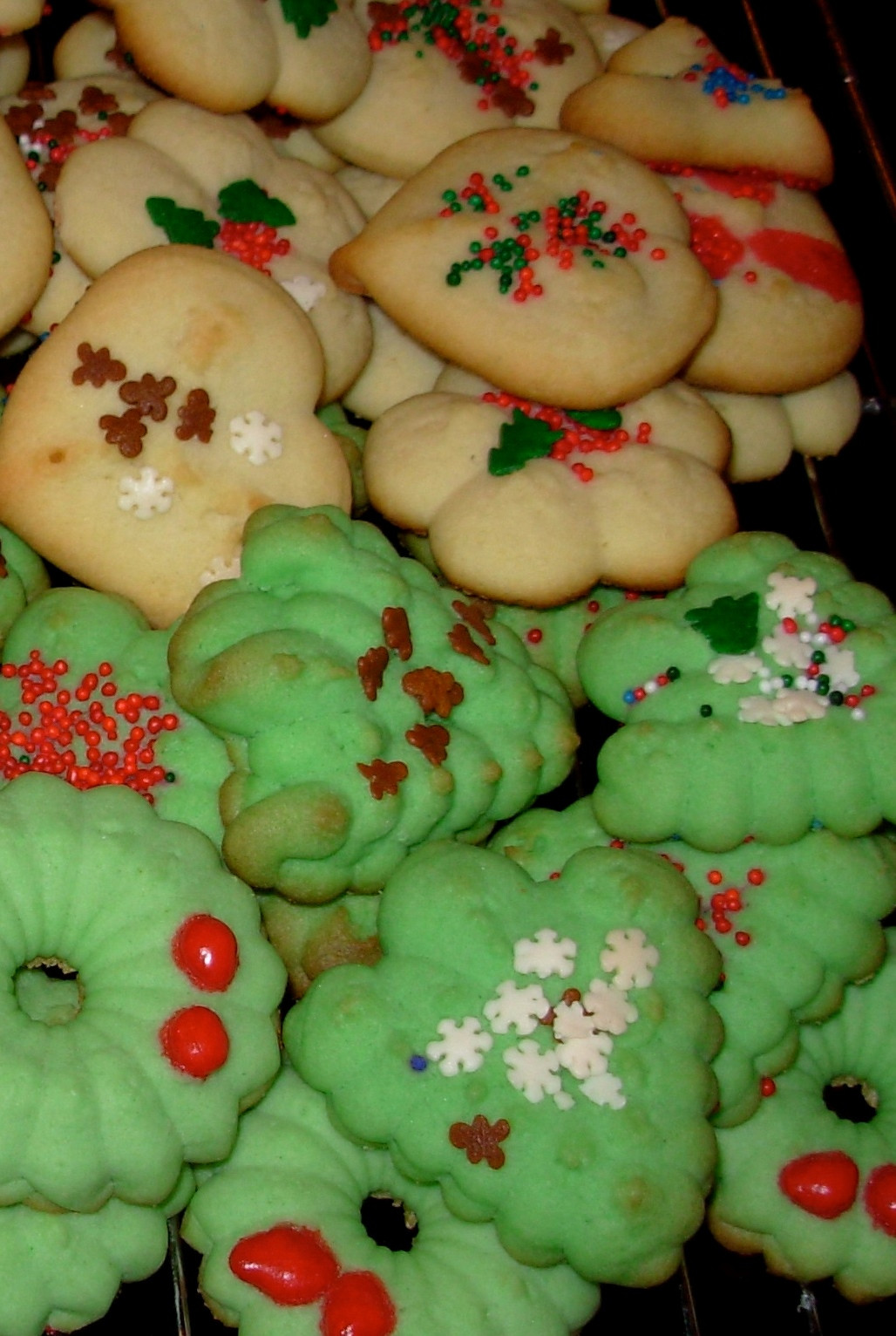 Favorite Christmas Cookies  What your favorite Christmas cookie says about you