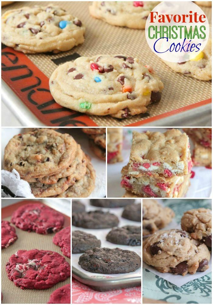 Favorite Christmas Cookies  Favorite Christmas Cookies Picky Palate