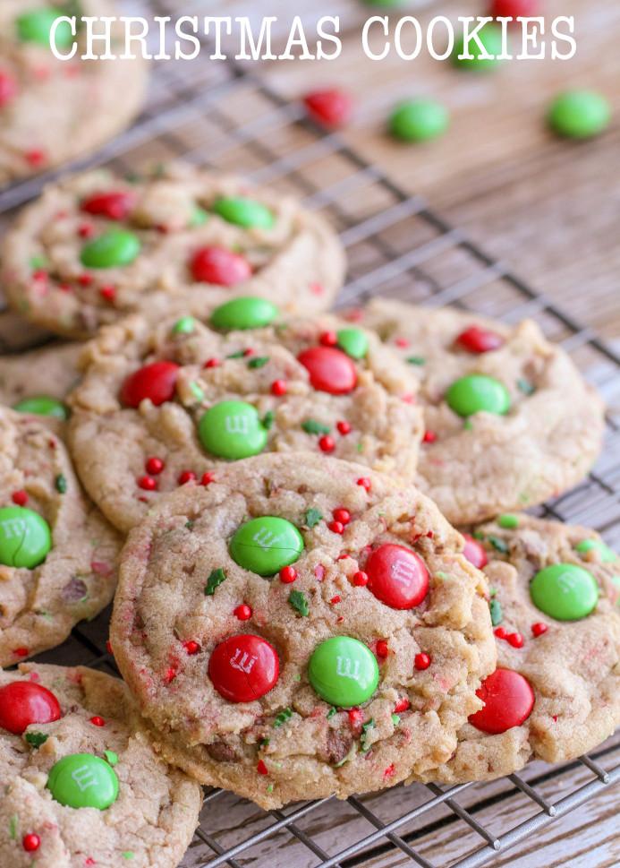 Favorite Christmas Cookies  FAVORITE Christmas Cookies recipe