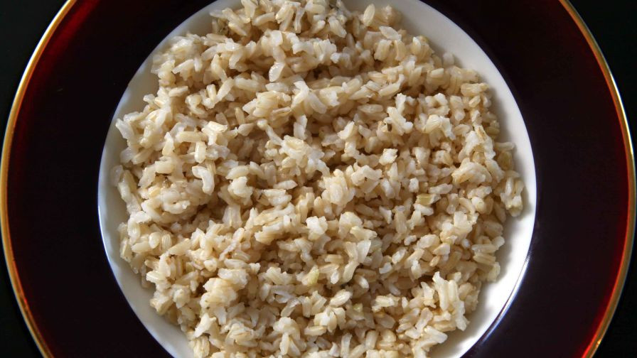 Fiber In Brown Rice  What is your favorite kind of rice to cook