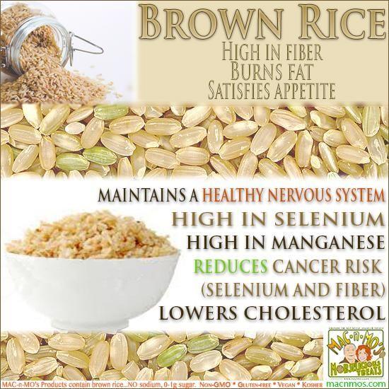 Fiber In Brown Rice  brown rice high in fiber burns fat satisfies appetite