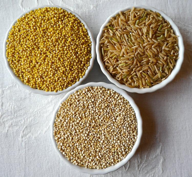 Fiber In Brown Rice  Best Diet Plan for Thyroid Patient