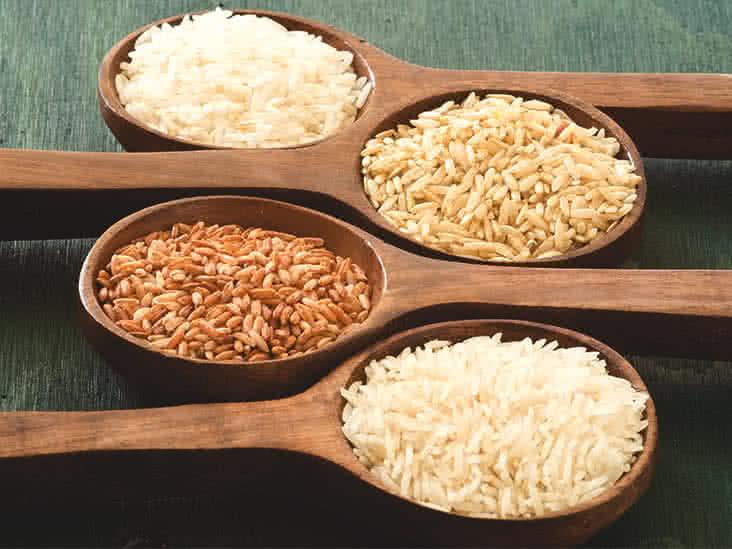 Fiber In Brown Rice  Brown Rice vs White Rice Nutrient parison