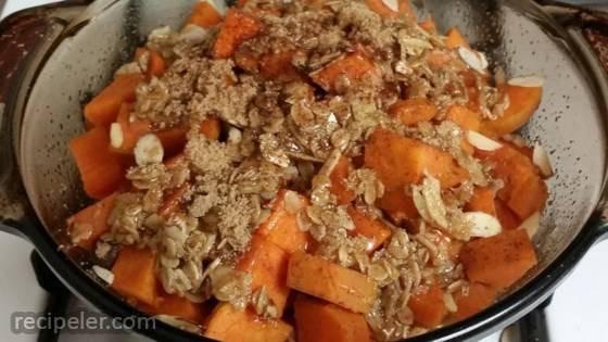 Fiber In Sweet Potato  how much fiber in sweet potatoes