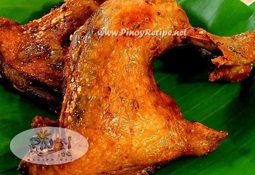 Filipino Fried Chicken  Filipino Fried Chicken Recipe Filipino Recipes Portal