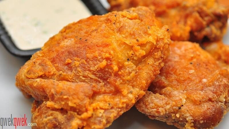 Filipino Fried Chicken  Pinoy Fried Chicken Recipe