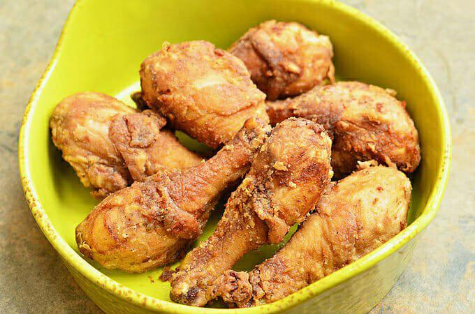Filipino Fried Chicken  Filipino style Fried Chicken kawaling pinoy