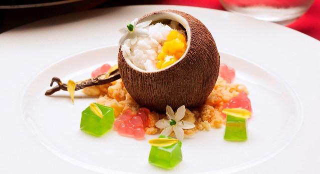 Fine Dining Desserts  Fine Dining Jakarta Jakarta Restaurants