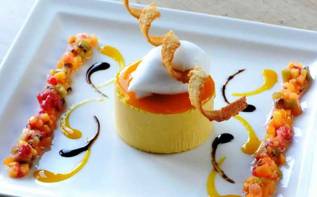 Fine Dining Desserts  10 Gourmet Fine Dining Desserts Recipes Fill My Recipe Book
