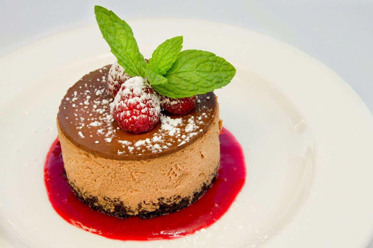 Fine Dining Desserts  Check out Fudge Ice Cream Dessert It s so easy to make