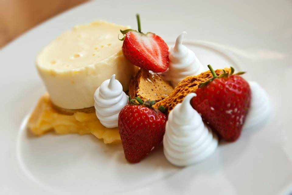Fine Dining Desserts  The finest fine dining in Bournemouth in 2017