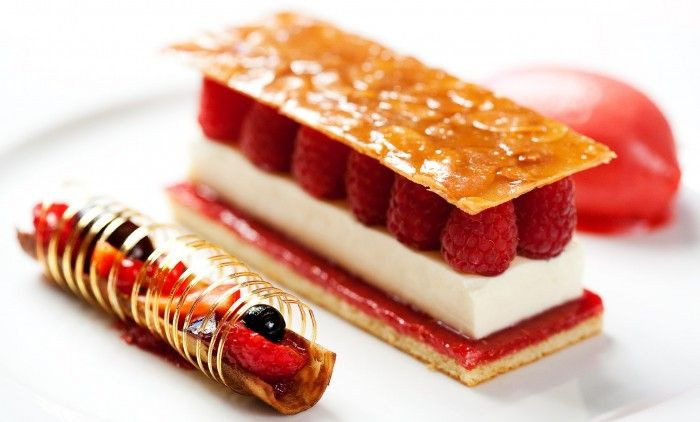 Fine Dining Desserts  Fine Dining Plated Desserts