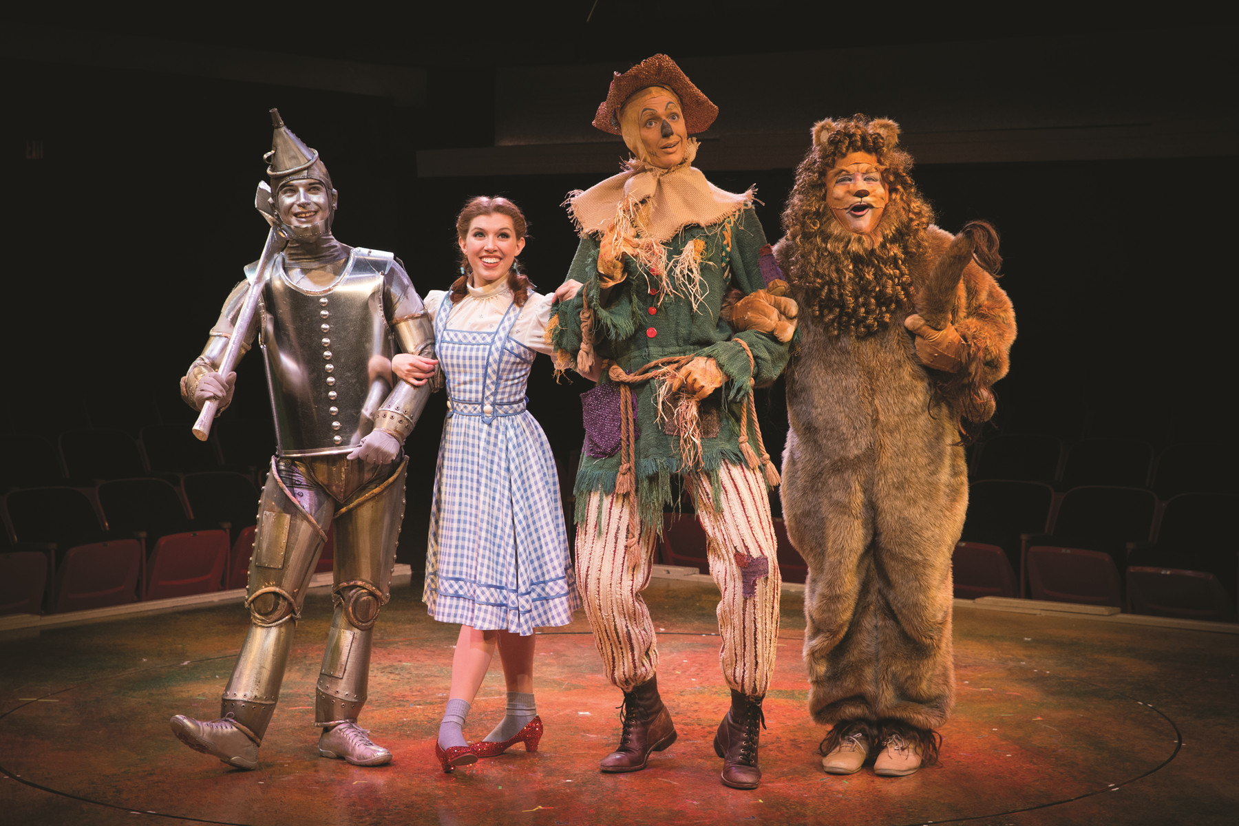Fireside Dinner Theatre  Our Top Theater Choices for 2015