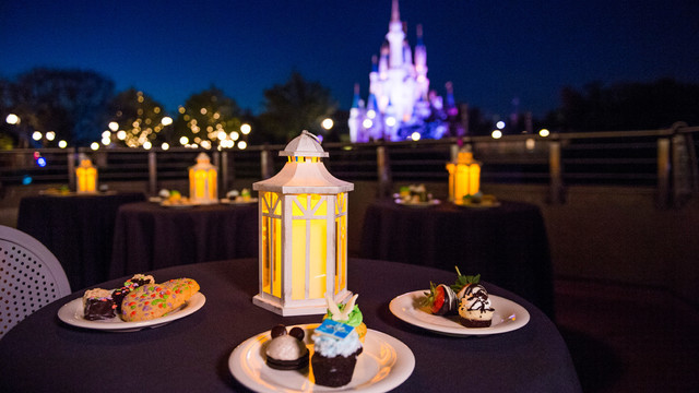 Fireworks Dessert Party At Tomorrowland Terrace  Wishes Fireworks Dessert Parties to Expand with Same Day
