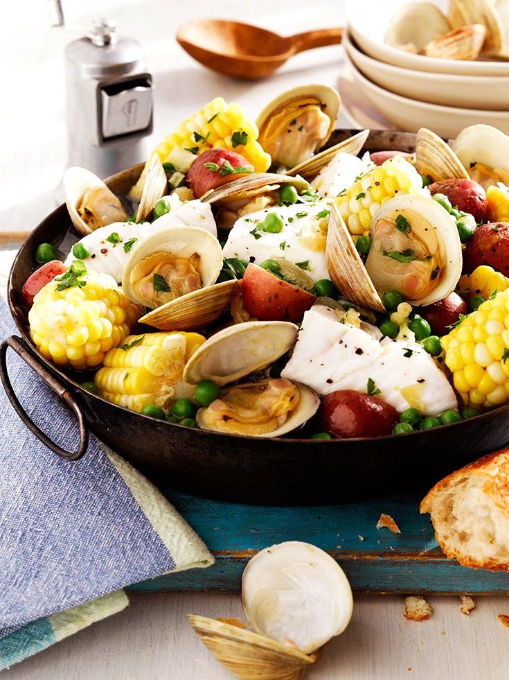 Fish Dinner Recipes  Main Dish Homemade Ideas