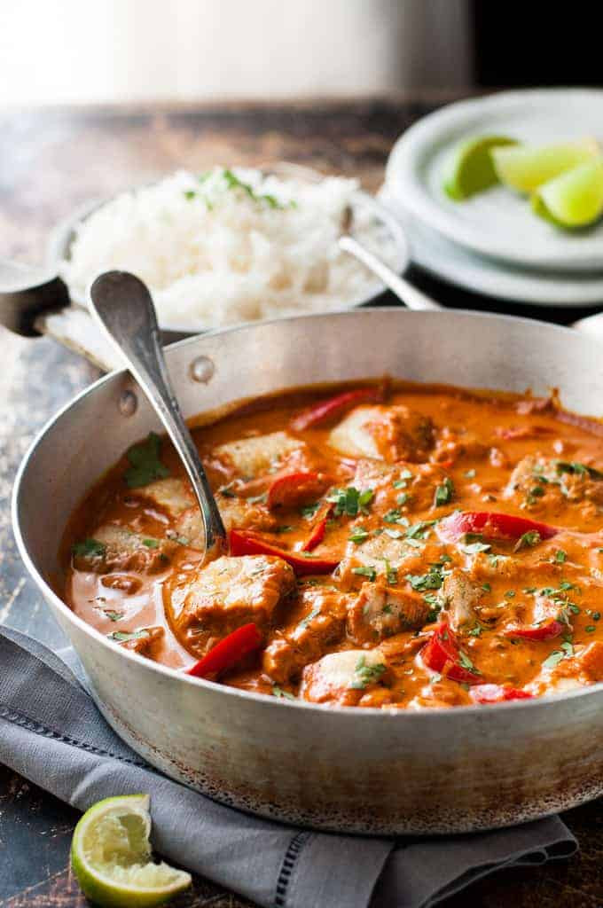 Fish Stew Recipe  Brazilian Fish Stew Moqueca Baiana