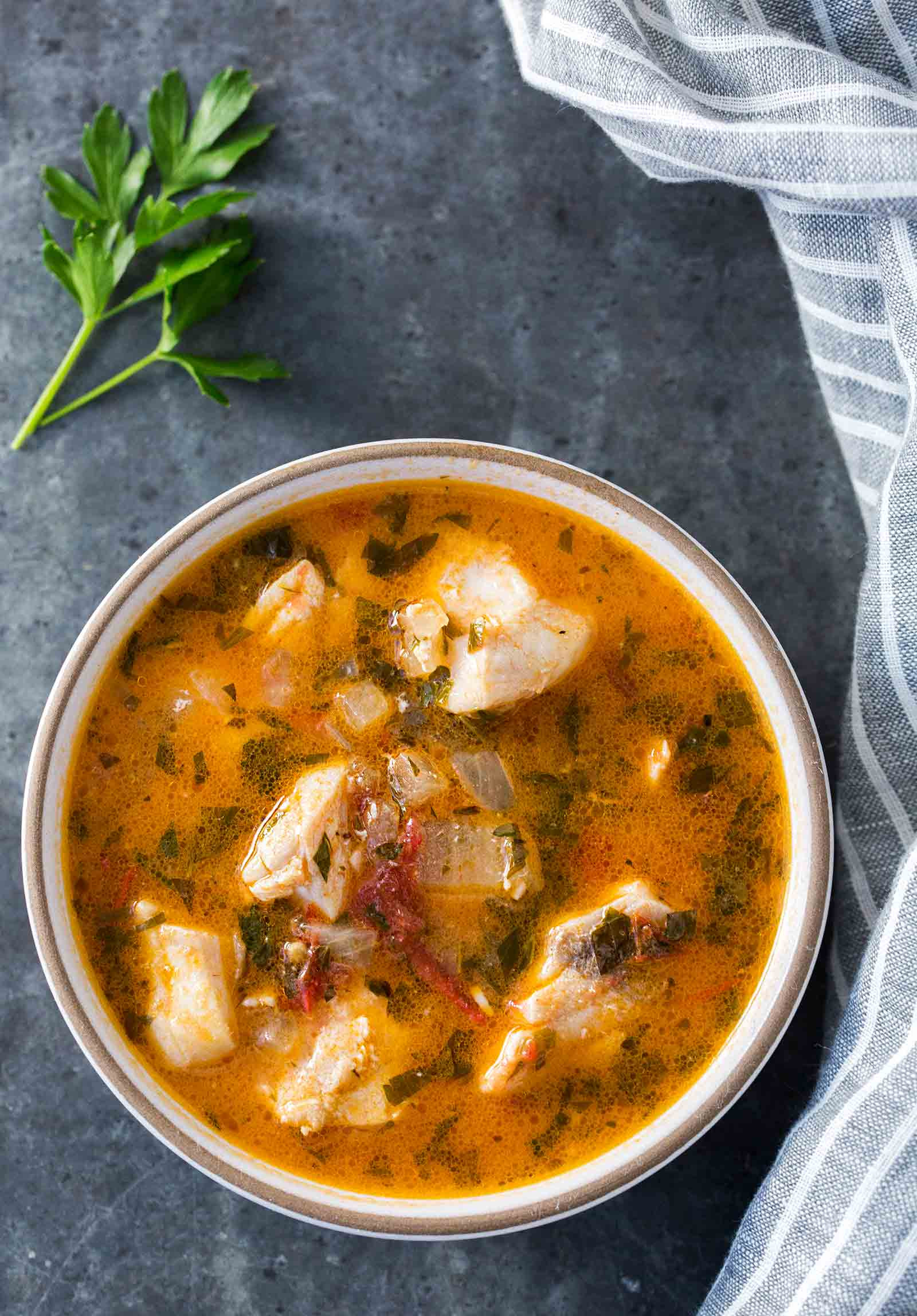 Fish Stew Recipe  Quick Easy Fish Stew Recipe