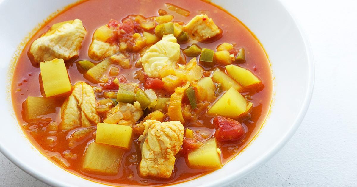 Fish Stew Recipe  spicy fish stew recipe