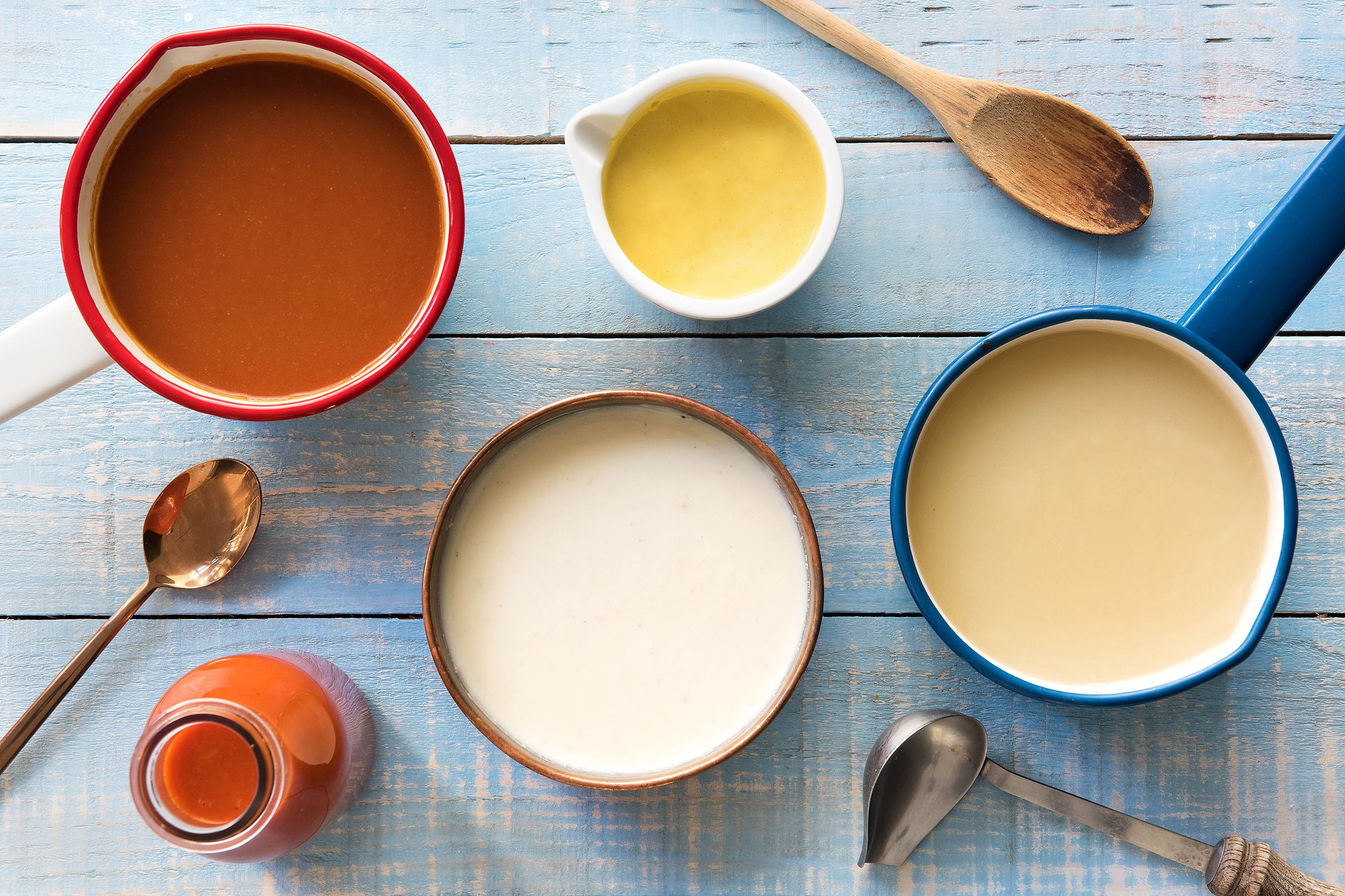 Five Mother Sauces  5 Mother Sauces To Elevate Your Cooking Game