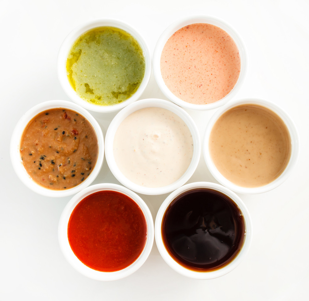 Five Mother Sauces  GET SAUCED Five Mothers and Others