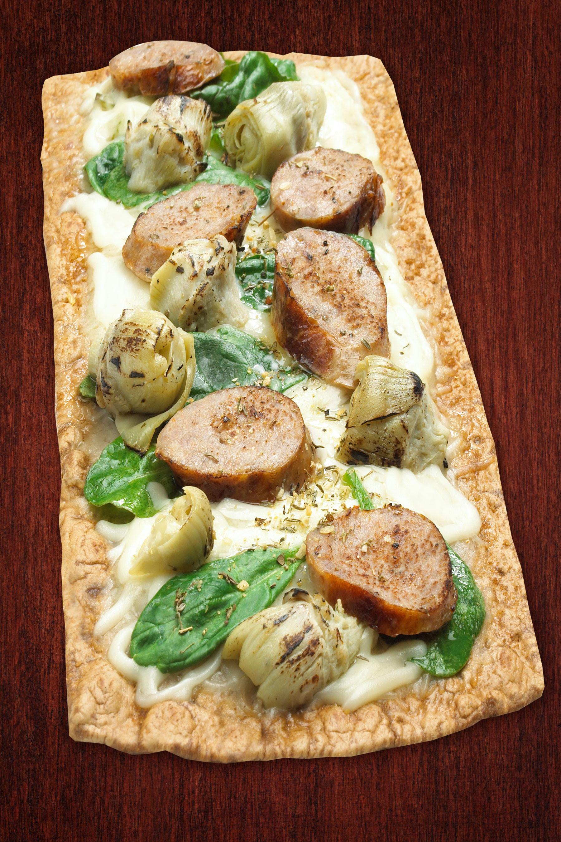 Flatbread Pizza Dough Recipe  flatbread pizza crust recipe