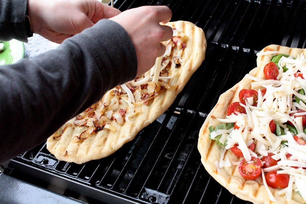 Flatbread Pizza Dough Recipe  grilled flatbread pizza dough recipe