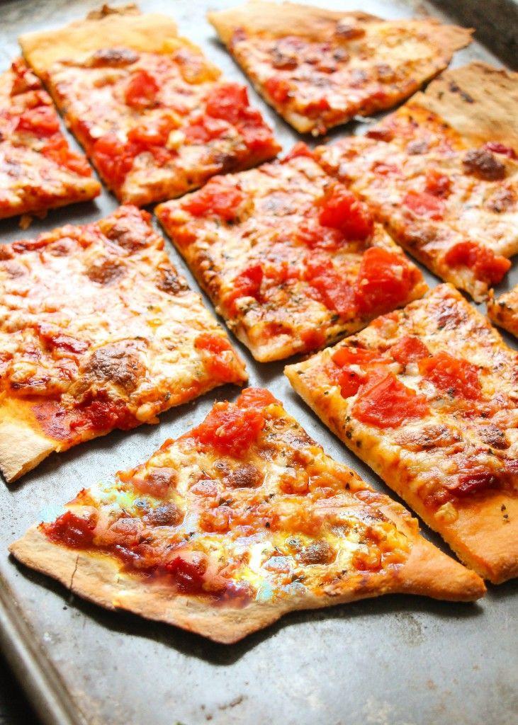 Flatbread Pizza Dough Recipe  flatbread pizza dough recipe no yeast