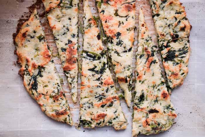 Flatbread Pizza Dough Recipe  Keto Flatbread Recipe Low Carb Gluten Free KETOGASM