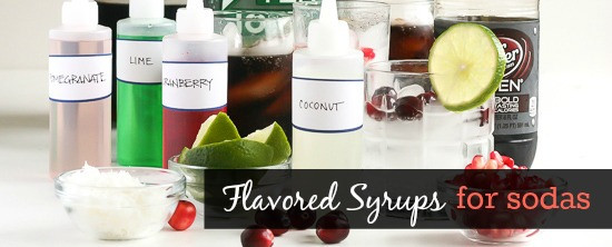 Flavored Syrups For Drinks  Flavored Syrups for Drinks