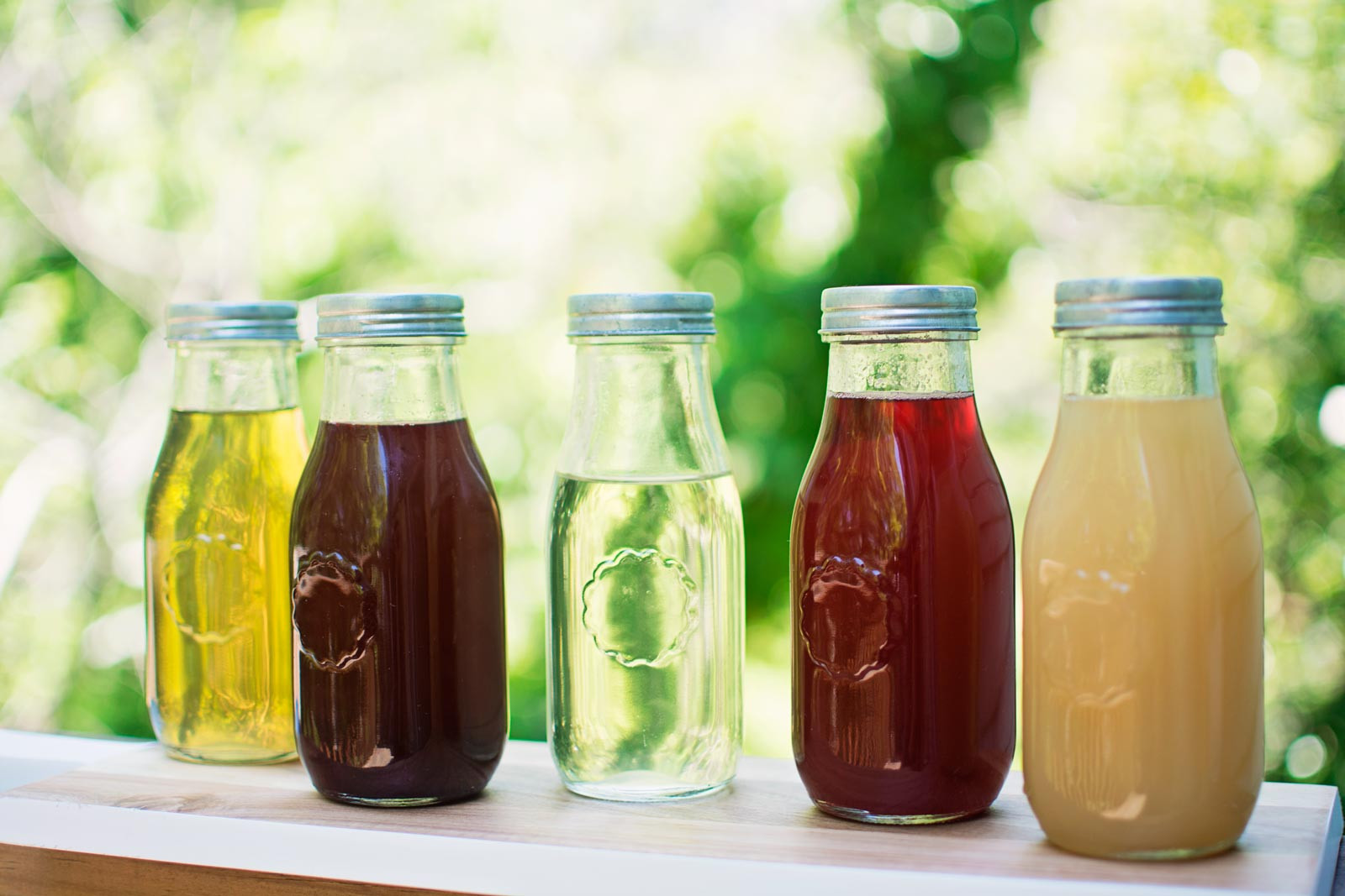 Flavored Syrups For Drinks  Flavored Simple Syrups Little Figgy Food