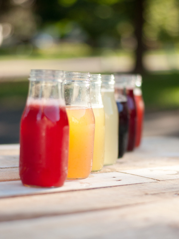 Flavored Syrups For Drinks  Fruit Simple Syrups • this heart of mine
