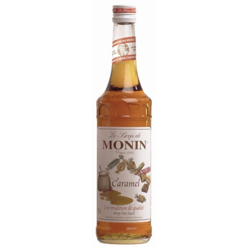 Flavored Syrups For Drinks  Monin Caramel Syrup 700ml Drink Bottle Cocktail Flavor Mix
