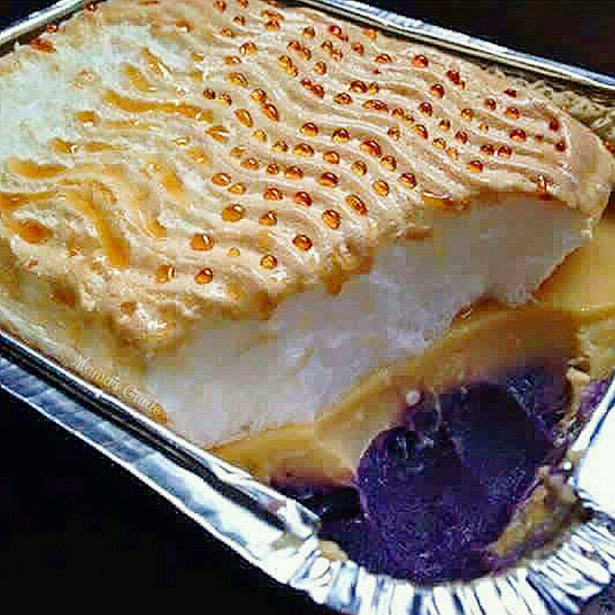 Floating Island (Dessert)  Floating Island Filipino Style