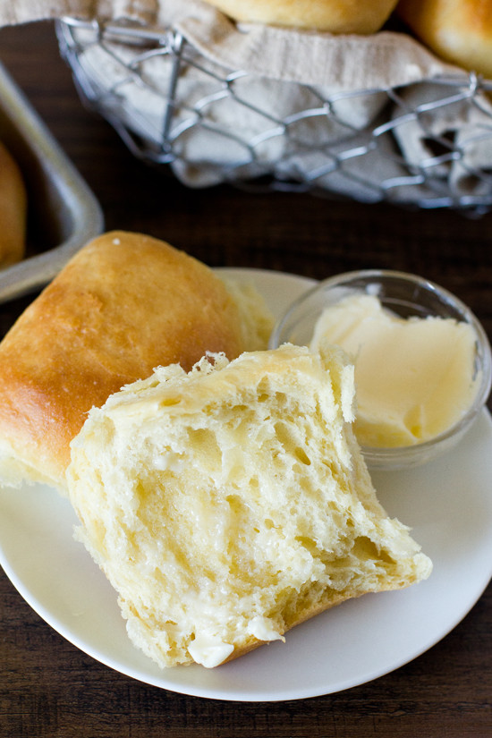 Fluffy Dinner Rolls  1 Hour Soft & Fluffy Dinner Rolls Life Made Simple