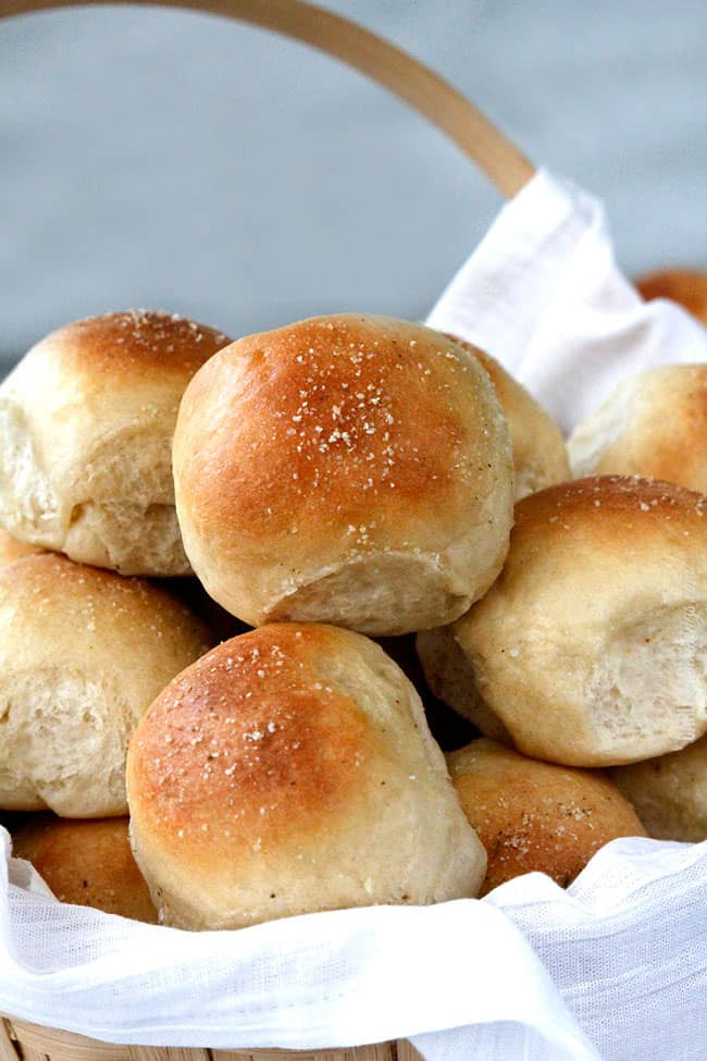 Fluffy Dinner Rolls  Dinner Roll Recipe Soft and Fluffy Carlsbad Cravings