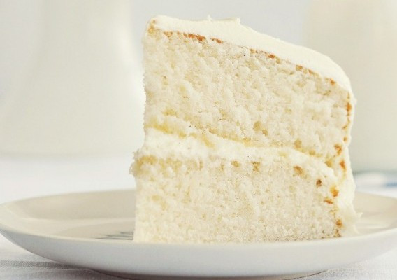 Fluffy Vanilla Cake Recipe  Fluffy Vanilla Cake Recipe The Answer is Cake