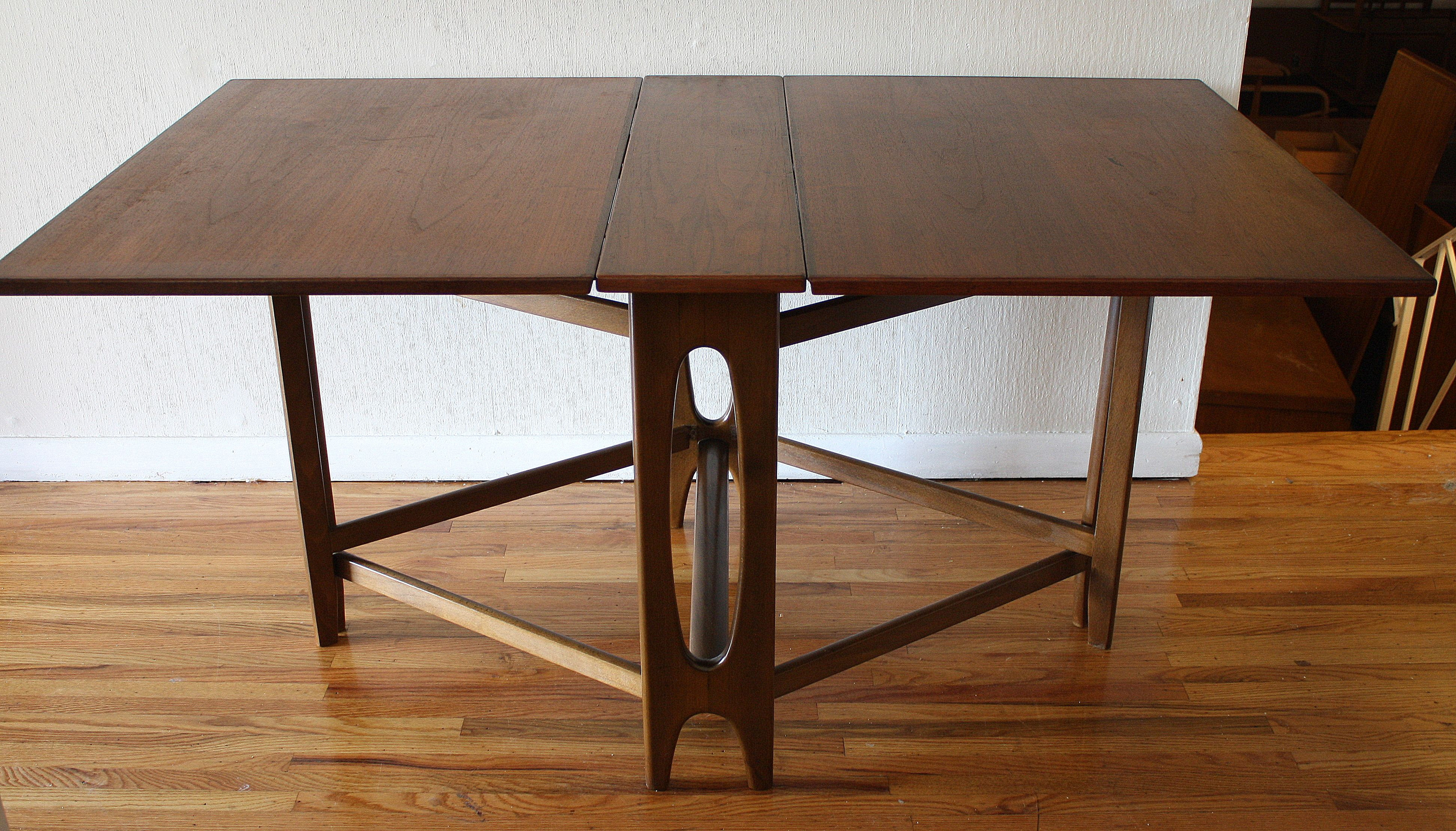 Folding Dinner Table  Various Ideas of Folding Dining Table with A Bunch of