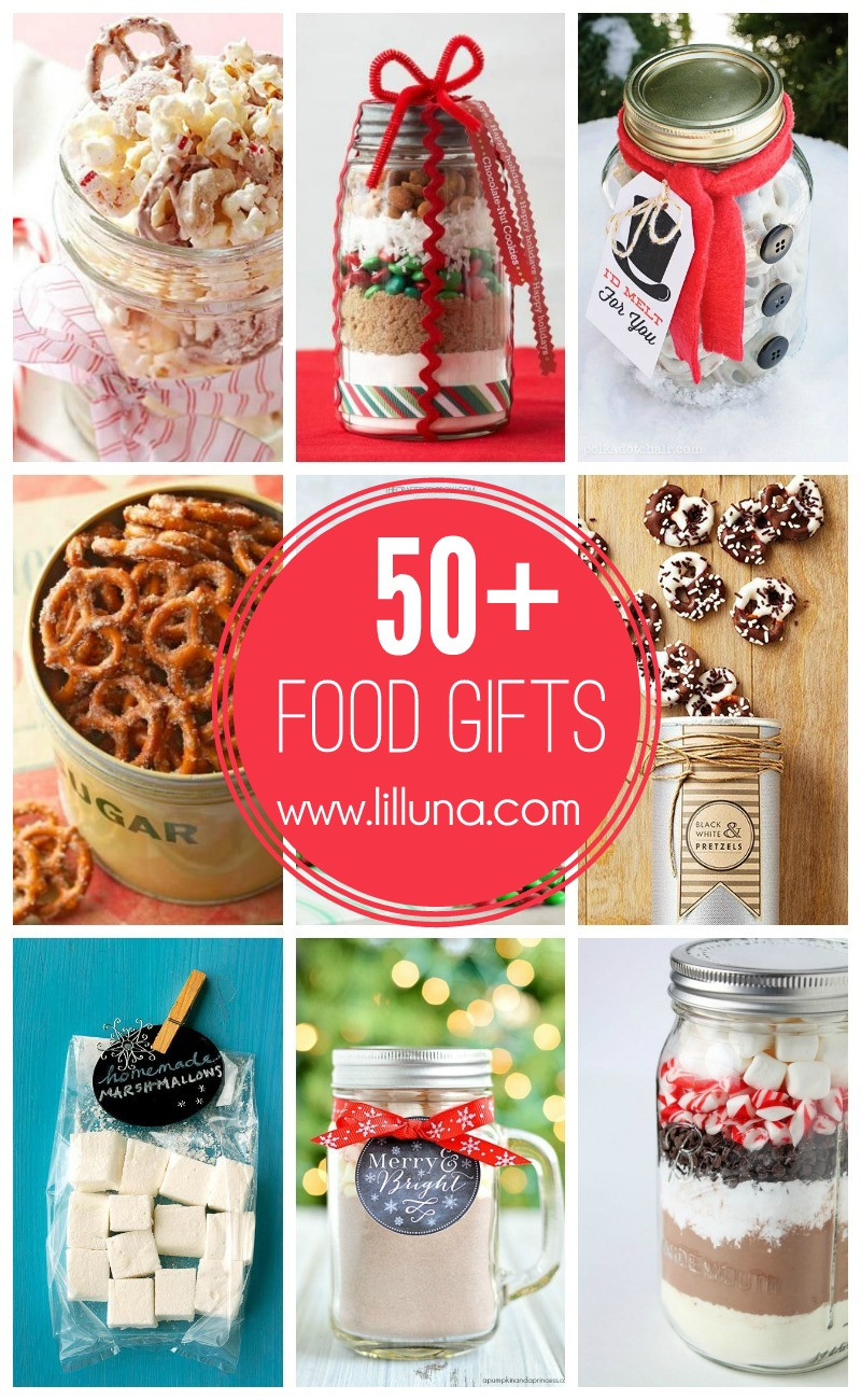 Food Gifts For Christmas  Food Gifts