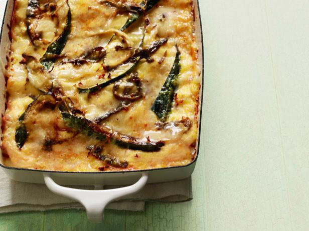 Food Network Lasagna  Cheesy Mexican Lasagna — Meatless Monday
