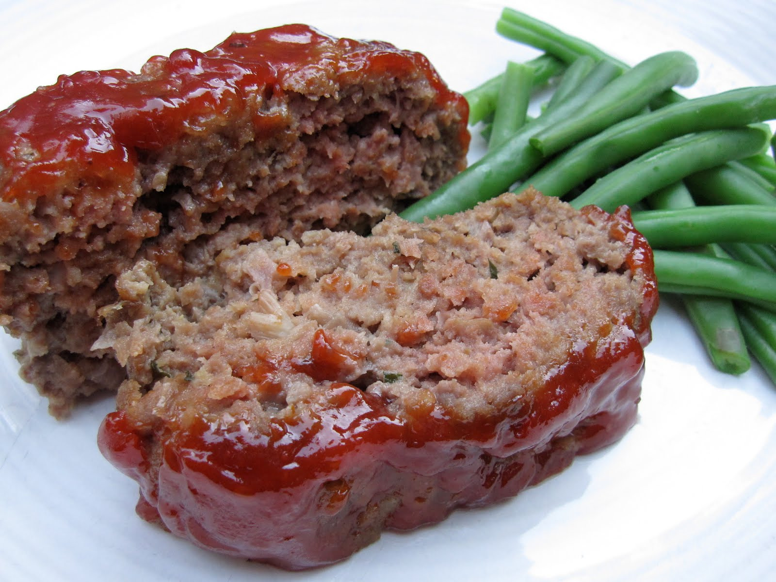 Food Network Meatloaf  Consumed My Culinary Adventure Old School Meatloaf