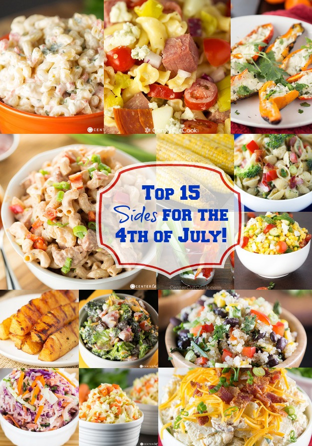 Fourth Of July Side Dishes  Top 15 Sides for the 4th of July
