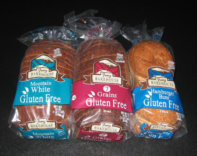 Franz Gluten Free Bread  Franz Gluten Free Bread and Hamburger Buns Review and Coupon