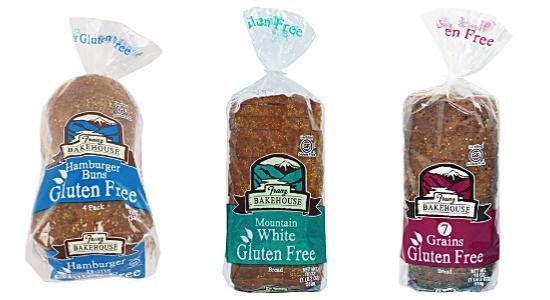 Franz Gluten Free Bread  Franz Gluten free bread plus printable coupon