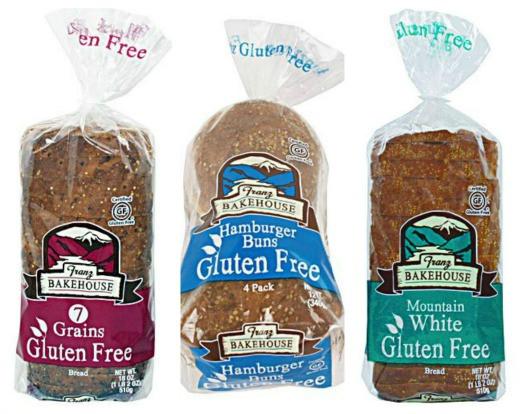 Franz Gluten Free Bread  NEW Gluten Free bread from Franz Bakery $ 50 off
